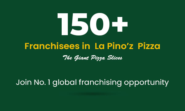 Enquire About La Pino'z Franchise