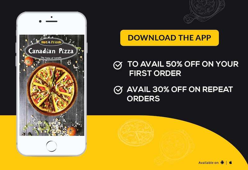 Download Canadian Pizza App